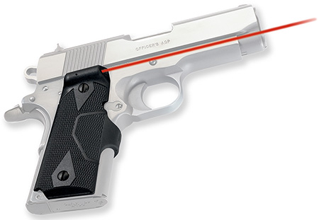 CTC LASERGRIP 1911 OFC/DEF FRNT ACT - for sale