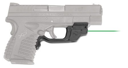 CTC LASERGUARD SPRINGFIELD XDS GRN - for sale