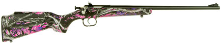 KSA CRICKETT G2 22LR MDDY GRL BL BBL - for sale