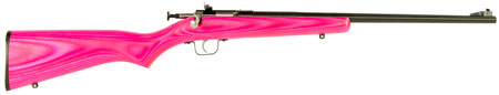 KSA CRICKETT G2 22LR PINK LAM BL BBL - for sale