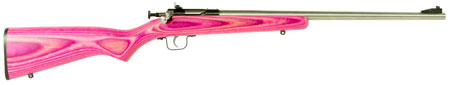 CRICKETT 22LR PINK LAM SS BRL - for sale