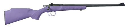 CRICKETT 22LR PURPLE SYN BL BRL - for sale