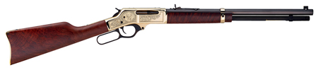 Henry Repeating Arms - Brass Wildlife - 30-30 Win for sale