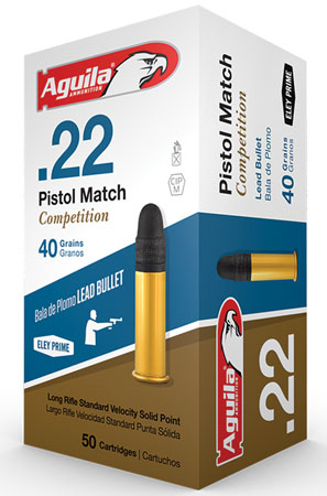 Aguila - Match Competition - .22LR for sale