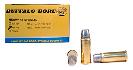 Buffalo Bore - Outdoorsman - .44 S&W Special for sale