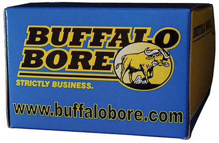Buffalo Bore - 357 Mag - .357 Mag for sale