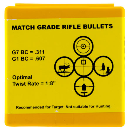 BERGER BULLET|CAPSTONE - Target - .22 BB for sale