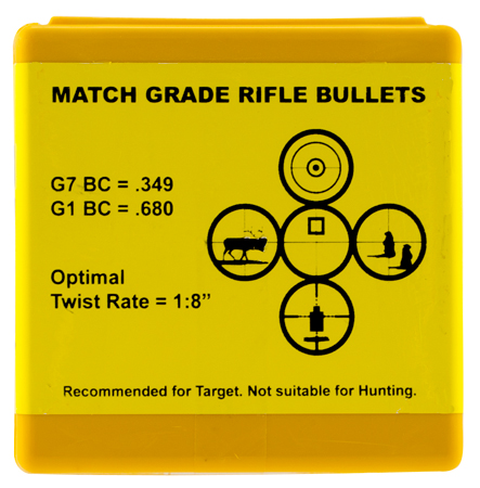 BERGER BULLET|CAPSTONE - Target - 7mm for sale