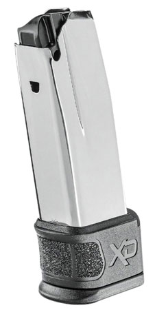 MAGAZINE SPRGFLD 9MM XDG 16RD BK SLV - for sale