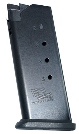 PROMAG SPGFLD XDS 45ACP 5RD BL STEEL - for sale