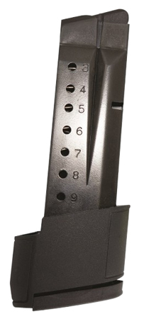 PROMAG S&W SHIELD 9MM 10RD BL STEEL - for sale