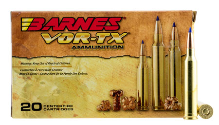 Barnes - VOR-TX - 7mm Rem Mag for sale
