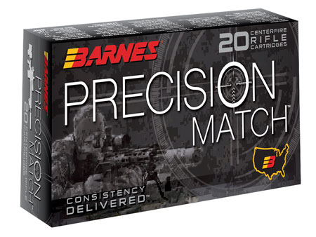 Barnes - Precision Match - .300 Win Mag for sale