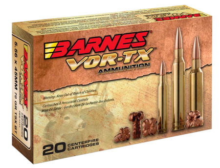 Barnes - VOR-TX - .223 Remington for sale