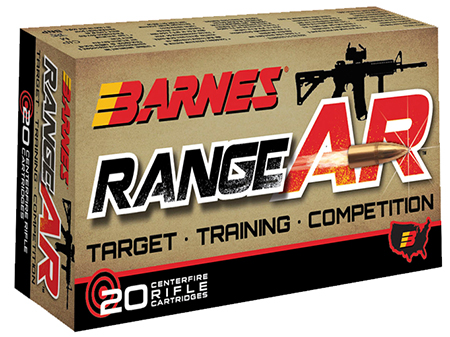 Barnes - Range AR - .223 Remington for sale