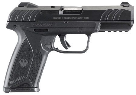 "RUGER SEC-9 9MM 4"" BL 15RD 3-DOT - for sale"
