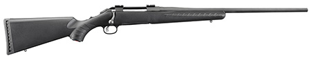 "RUGER AMERICAN 270WIN 22"" BLK 4RD - for sale"