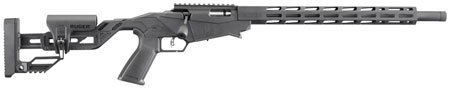 "RUGER PREC RIMFIRE 22LR 10RD 18"" BLK - for sale"