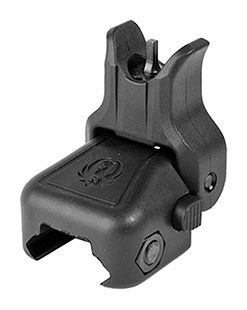 RUGER RAPID DEPLOY FRONT SIGHT BLK - for sale