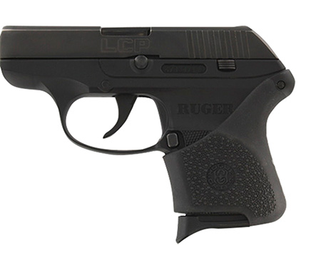 HOGUE HANDALL HYBRID BLK RUGER LCP - for sale