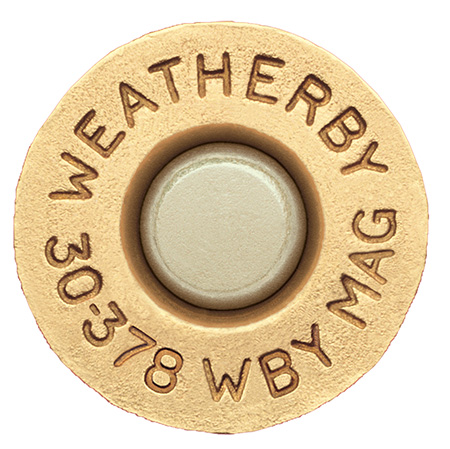 Weatherby - Unprimed Brass - 30-378 Weatherby Magnum for sale