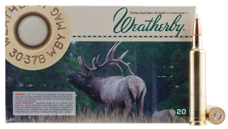 Weatherby - Nosler - 30-378 Weatherby Magnum for sale