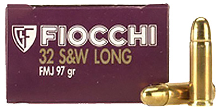 Fiocchi - Shooting Dynamics - .32 S&W Long for sale
