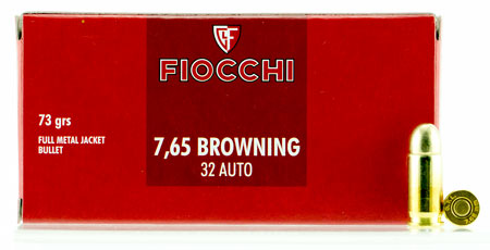 Fiocchi - Pistol - .32 ACP for sale