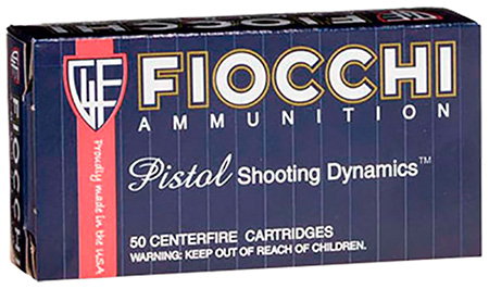 Fiocchi - Shooting Dynamics - .380 Auto for sale