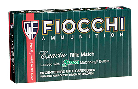Fiocchi - Exacta - .223 Remington for sale
