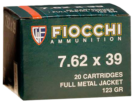 Fiocchi - Shooting Dynamics - 7.62x39mm for sale