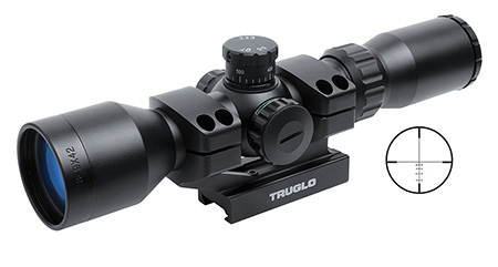 TRUGLO SCP TAC 3-9X42 30MM ILL RET - for sale