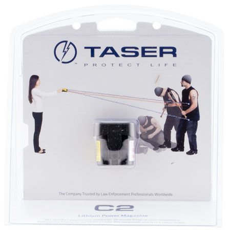 TASER C2 LPM(LITHIUM POWER MAG) 50+ - for sale