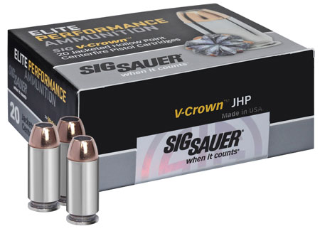 Sig Sauer - Elite V-Crown - .44 S&W Special for sale