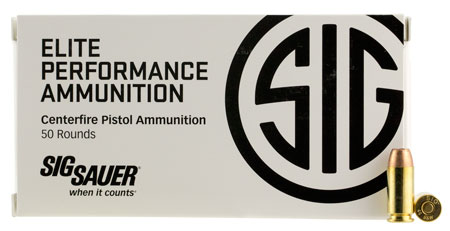 Sig Sauer - Elite Performance - .40 S&W for sale