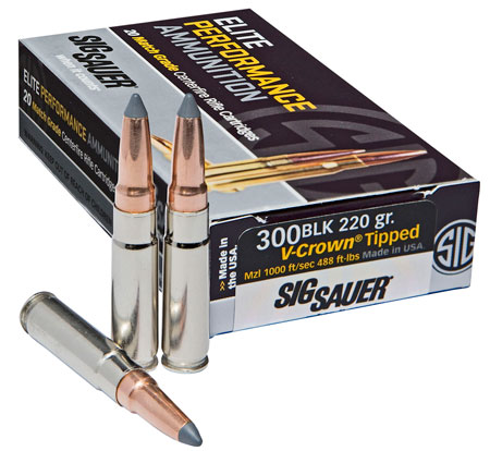 Sig Sauer - Elite Hunting - .300 AAC Blackout for sale
