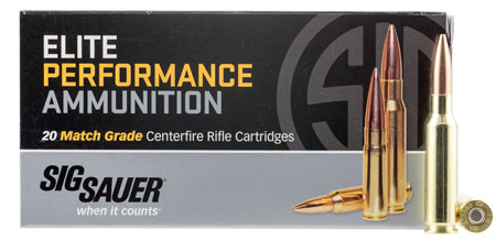 Sig Sauer - Match Grade - 6.5mm Creedmoor for sale