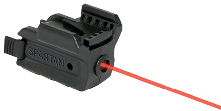 LASERMAX SPARTAN RAIL MNTD LSR RED - for sale