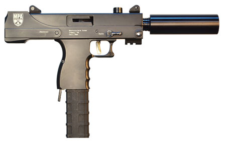 masterpiece arms - Defender - 9mm Luger for sale