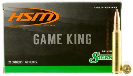 HSM - Game King - .358 Norma Mag for sale