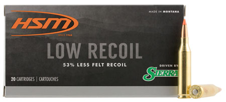 HSM - Low Recoil - .243 Win for sale