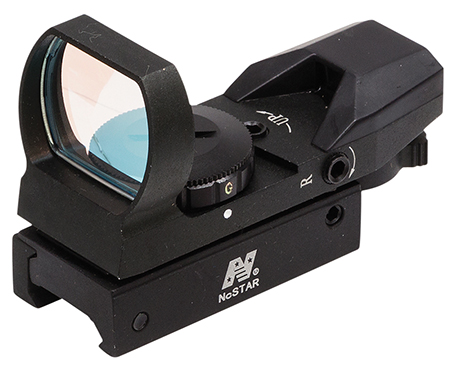 NCSTAR RED/GRN DOT REFLEX SIGHT BLK - for sale