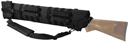 NCSTAR TACT SHOTGUN SCABBARD BLK - for sale