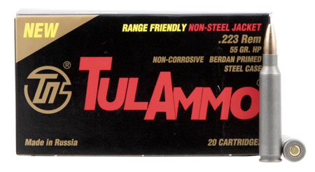 TulAmmo - Centerfire Rifle - .223 Remington for sale