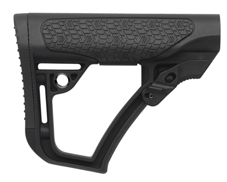 DD COLLAPSIBLE MIL-SPEC STOCK BLK - for sale
