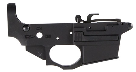 SPIKE'S STRIPPED LOWER 9MM GLK STYLE - for sale