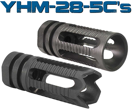 YHM PHANTOM 556 FLSH HDR 1/2X28 SMTH - for sale