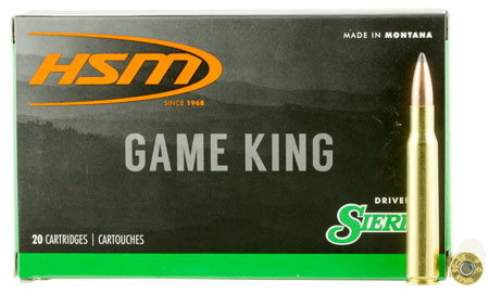 HSM - Game King - .250-3000 Savage for sale