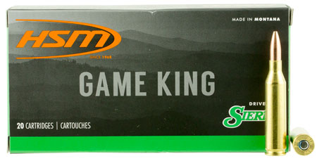 HSM - Game King - .243 Win for sale