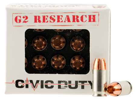 G2 Research - Civic Duty - .380 Auto for sale